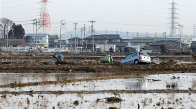 Meltdown threat at Japanese reactor