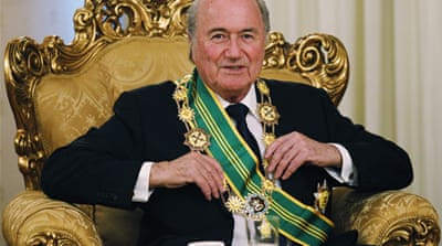 Blatter: 'My reign is not over'