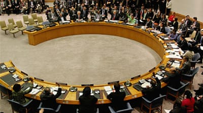 UN Security Council weighs Syria resolution