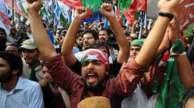 Pakistan: A revolution against whom?