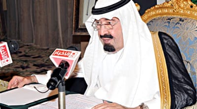Saudi Arabia to hold municipal polls