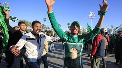 Claims of Gaddafi defying ultimatum