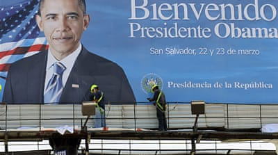 Obama embarks on Latin America trip