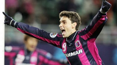 Cerezo make winning debut