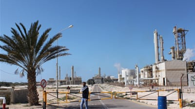 Libya's uncertain front lines