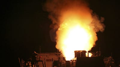 International forces bombard targets in Libya