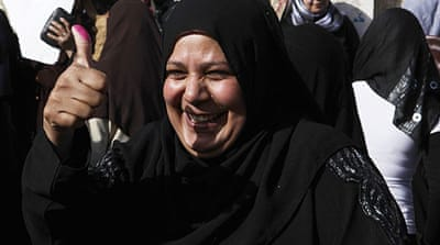 High turnout marks 'orderly' Egypt vote