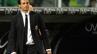 Allegri: 'We'll still be top'