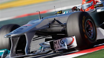 In Pictures: 2011 F1 season
