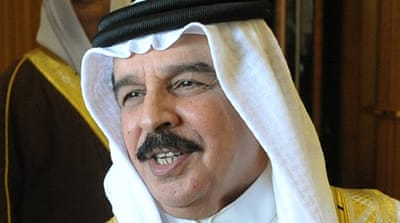 Bahrain king pardons some protesters