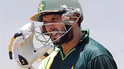 Afridi: 'Our focus is the Windies'