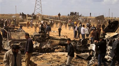 Libya intervention threatens the Arab spring