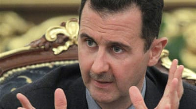 Syria: Simmering unrest a worry for Assad