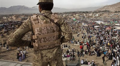 Security transition in Afghanistan