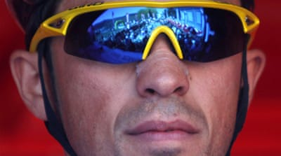 Cleared Contador faces being banned again