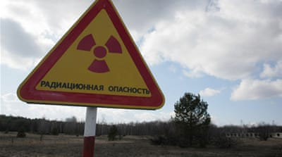 Implications of radioactivity levels