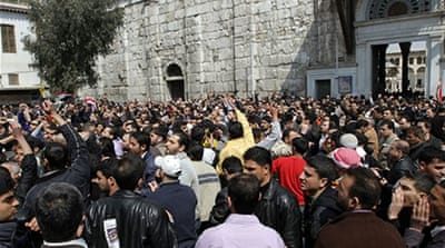 Anger in Syria over security crackdown