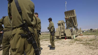 Israel deploys 'Iron Dome' rocket shield