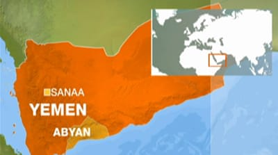 Army kills 'al-Qaeda fighters' in Yemen