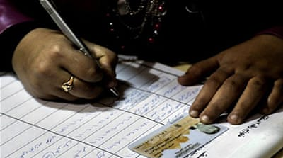 Egypt set for parliamentary election