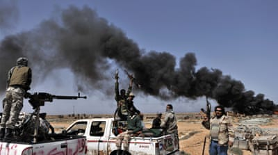 Libyan rebels facing tough fight for Sirte