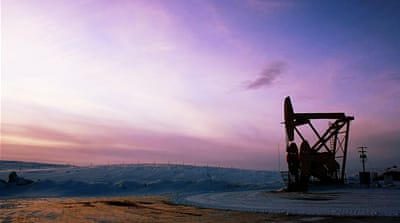 North Dakota's black gold rush