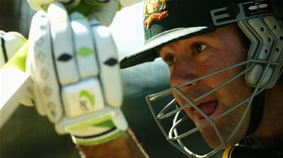 In Pictures: Australian legend Ricky Ponting
