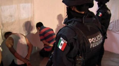 Sharing Mexico's drug-war burden