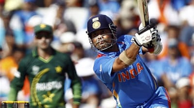 India beat Pakistan to reach World Cup final