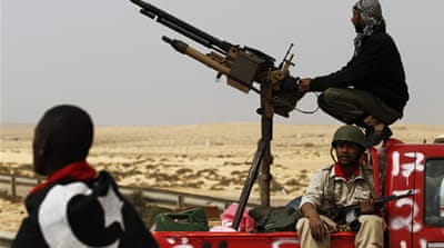 Obama 'orders covert help for Libya rebels'