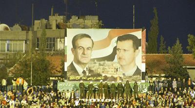 'Assad announced himself a dictator'