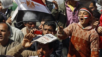 What now for Egypt's revolution?
