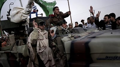 Libyan rebels vow to repel assault