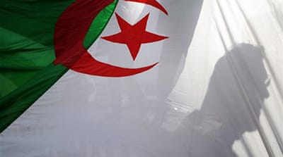 Deaths in suicide attack at Algeria base