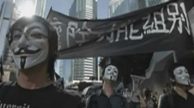 Anonymous defends hacking activity