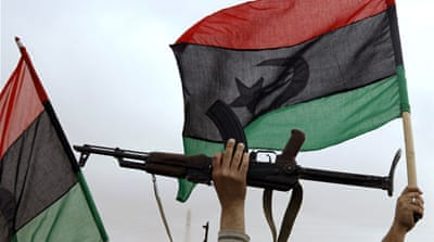 Libya rebels repel Gaddafi forces