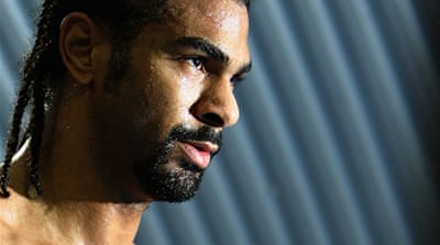 Haye set to fight Klitschko