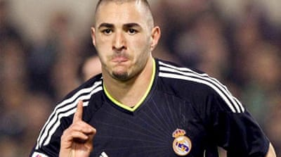 Benzema inspires Real victory