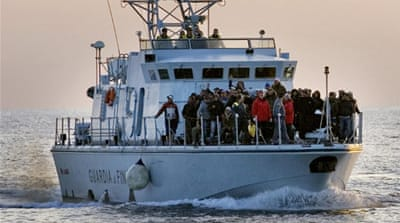 Fresh refugee influx hits Lampedusa