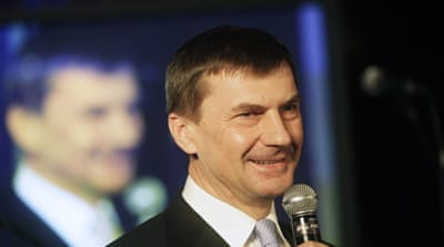 Estonia PM's party wins re-election