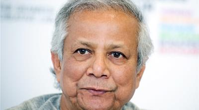 Bangladesh court to hear Yunus case