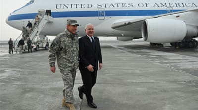 Gates: US may extend Afghan mission