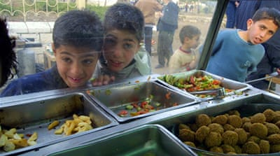 Israel's falafel food fight