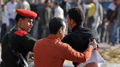 Clashes erupt in Cairo's Tahrir