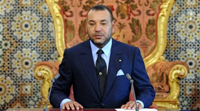 Morocco reforms to cut monarch's powers