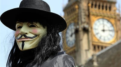 Lessons from Anonymous on cyberwar