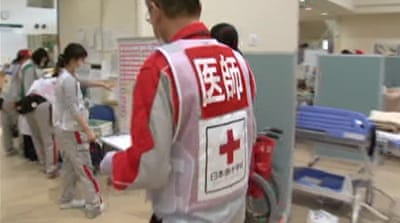 Health fears for Japan survivors