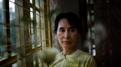 Myanmar warns Suu Kyi ahead of tour