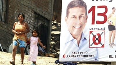 Peru to elect new president