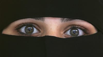 Debating the face veil